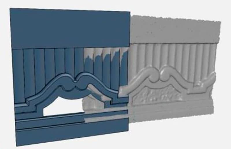 Rehabilitación en Secundino Esnaola 20 - Donostia de innoETICS   Modelado 3D